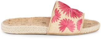 Jack Rogers Bettina Floral Espadrille Slides
