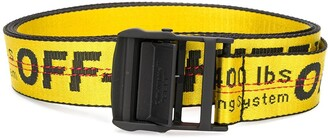 Off-White Off White industrial buckle belt