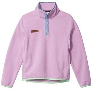 Obermeyer Boulder Fleece (Little Kids/Big Kids) (Reef) Girl's Jacket