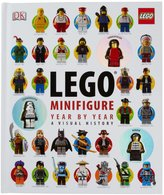 DK Publishing LEGO Minifigure Year by Year: A Visual History