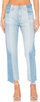 AG Adriano Goldschmied Phoebe Frayed Hem Jean