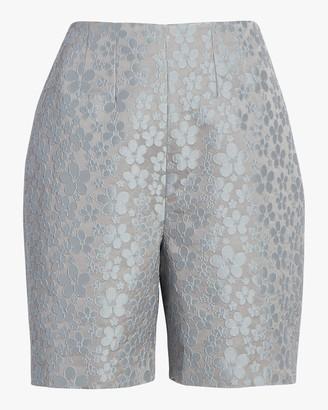 ALEXACHUNG Darted Shorts
