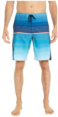 O'Neill Superfreak Backwash Boardshorts (Turquoise) Men's Swimwear