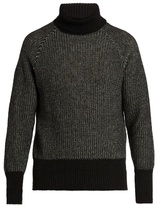 Tomas Maier Wool-knit Roll-neck Sweater
