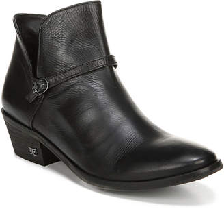 Sam Edelman Palmer Leather Ankle Booties