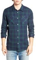 RVCA Payne 2 Plaid Shirt