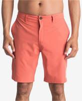 Quiksilver Waterman Men's Vagabond Flat-Front Shorts