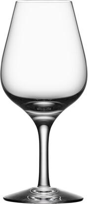 Orrefors More Set of 4 Lead Crystal Spirits Glasses