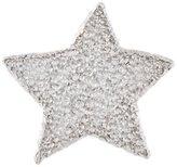 Carolina Bucci 18kt white gold 'Superstellar' star stud earring