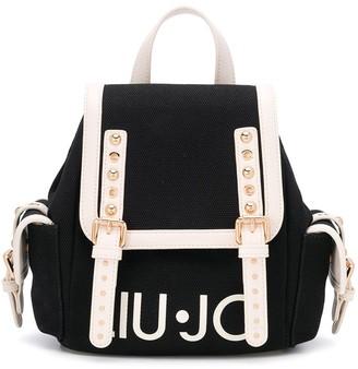 Liu Jo Zaini drawstring backpack