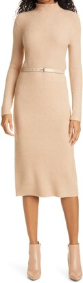 Ted Baker Long Sleeve Sweater Dress