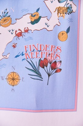 Finders Keepers SOUVENIR T-SHIRT white