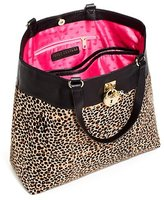 Juicy Couture Robertson Haircalf Tote Bag