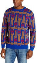 Alex Stevens Men's Bottles Of Beer Sweater