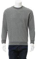3.1 Phillip Lim Patterned Wool-Blend Sweatshirt