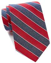 Tommy Hilfiger Bar Stripe Tie - Extra Long