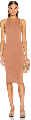 L'Agence Shelby Knit Dress in New Clay | FWRD