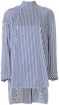 Ellery striped blouse - women - Cotton - 6