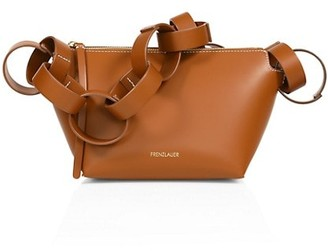 Frenzlauer Bowl Multicircle Leather Shoulder Bag