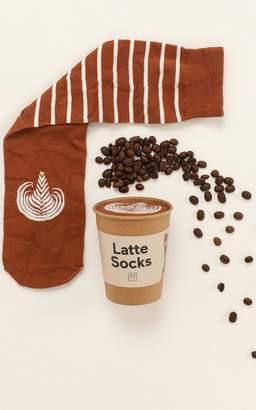 Showpo Doiy - Cafe Latte Socks Socks & Tights