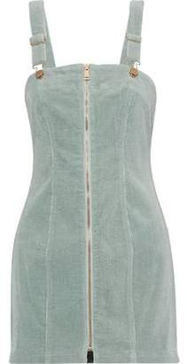Alice McCall Cotton-blend Corduroy Mini Dress