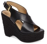 MICHAEL Michael Kors Women's Angeline Espadrille Platform Sandal