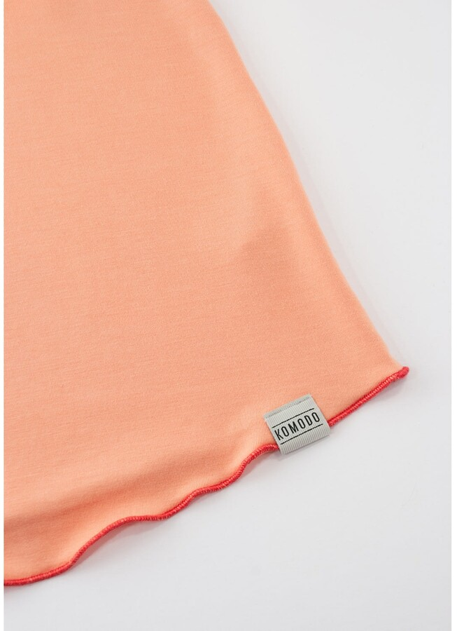 Thumbnail for your product : Komodo Mandy Modal Top Peach