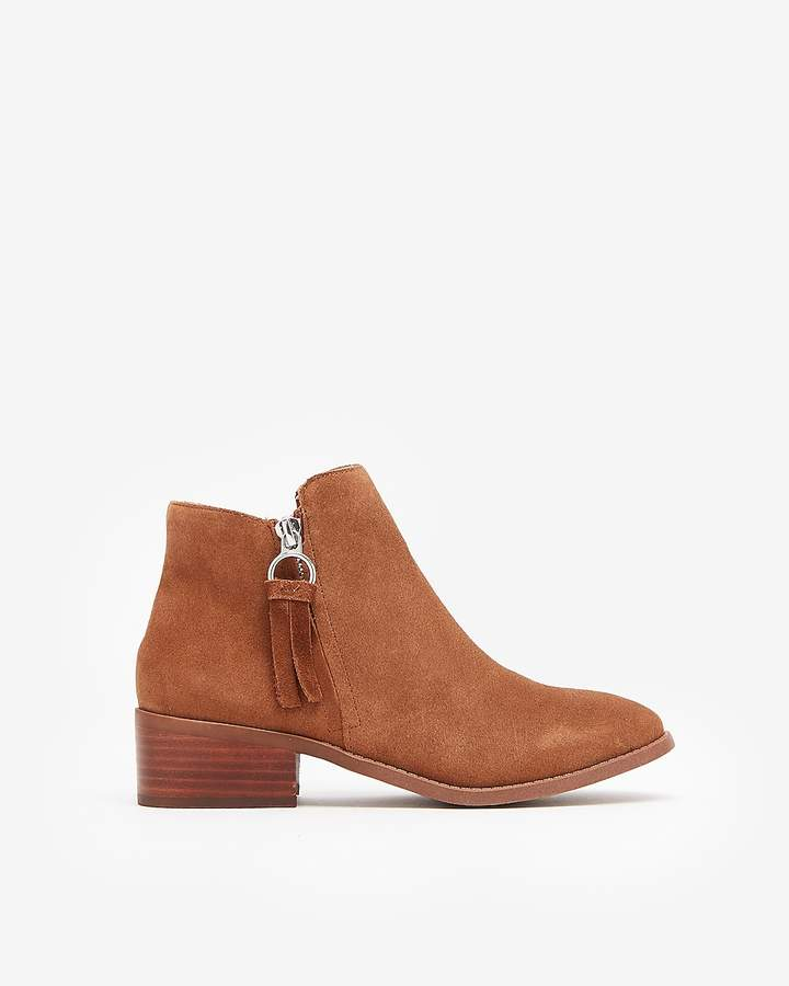108a8b9dd59 Steve Madden Dacey Ankle Booties