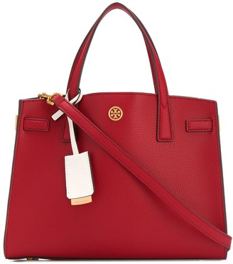 Tory Burch Walker small satchel tote