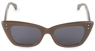 Alaia 51MM Cat Eye Sunglasses