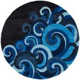 Viv + Rae Fabio Hand-Tufted Blue Kids Rug Rug