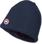 Canada Goose Men's Merino Wool Beanie - Black