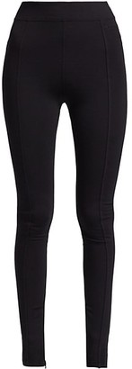Rag & Bone Sunday Ankle-Zip Leggings