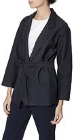 Octavia Blue Napoli Coat