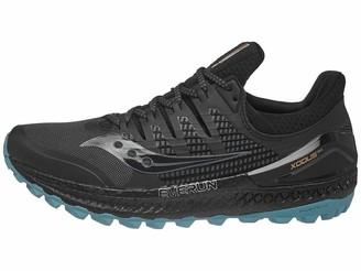 Saucony Men's XODUS ISO 3 Sneaker olive/black 11.5 M