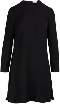 RED Valentino Long-sleeved short dress