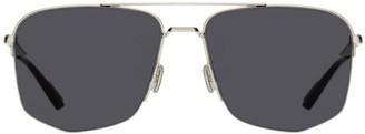 Christian Dior 60MM 180 Hectagon Aviator Sunglasses