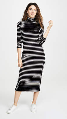 AG Jeans Chelden Turtleneck Dress