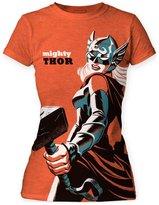 Marvel Comics - Womens Michael Cho Mighty Thor Tunic Shirt