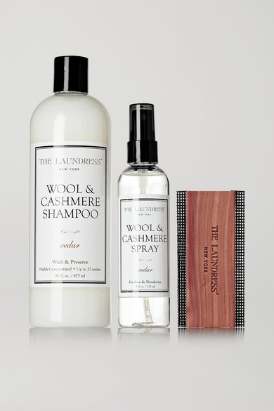 The Laundress Wool And Cashmere Care Set - one size