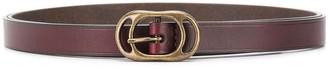 DSQUARED2 Openwork-Buckle Classic Belt