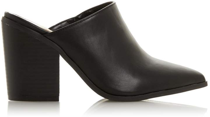 5435b547b35 Womens *Head Over Heels By Dune Black 'Cici' Ladies High Heel Sandals