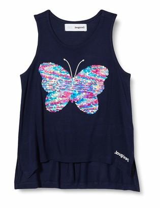 Desigual Girl's Ts_Mariposa T-Shirt