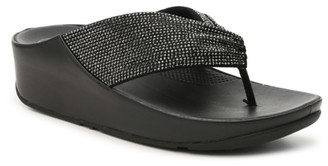 FitFlop Twiss Wedge Sandal