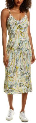 Diane von Furstenberg Annalyse Slip Dress