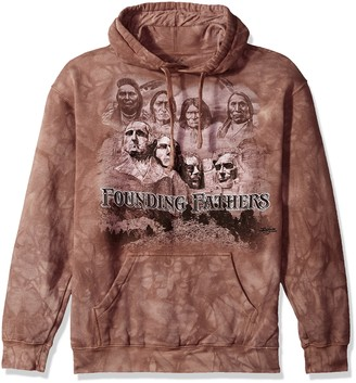 The Mountain The Founders Adult Hoodie