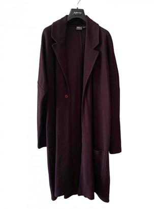 ASOS Purple Cotton Coats