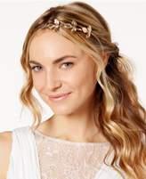 Josette Gilded Leaf Metal Headband