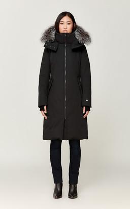 Soia & Kyo DARYA maxi-length classic down coat