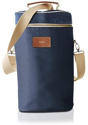 Mark And Graham Calistoga Insulated Wine Tote, Foil Debossed